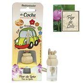 Ambientador coche aroma flor de loto 7ml