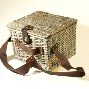 cesta picnic para 2 personas con accesorios