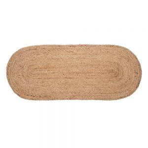 alfombra yute alargada de 70x170